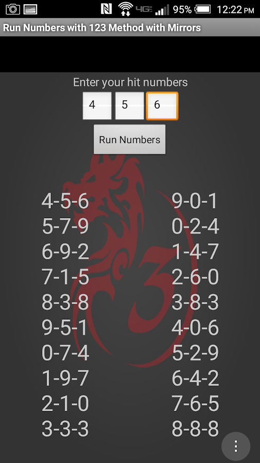Pick 3 Dragon 2 0 APK Download - Android Entertainment Apps