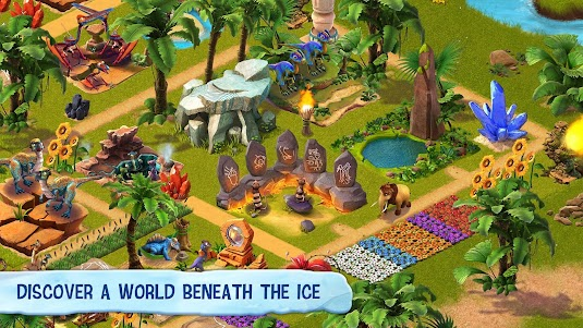 Ice Age Village 3.5.8d screenshot 2