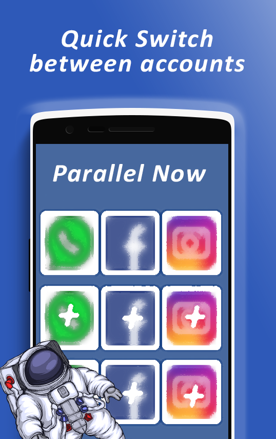 Parallel App Multiple Private Accounts Space Login 1 0 APK
