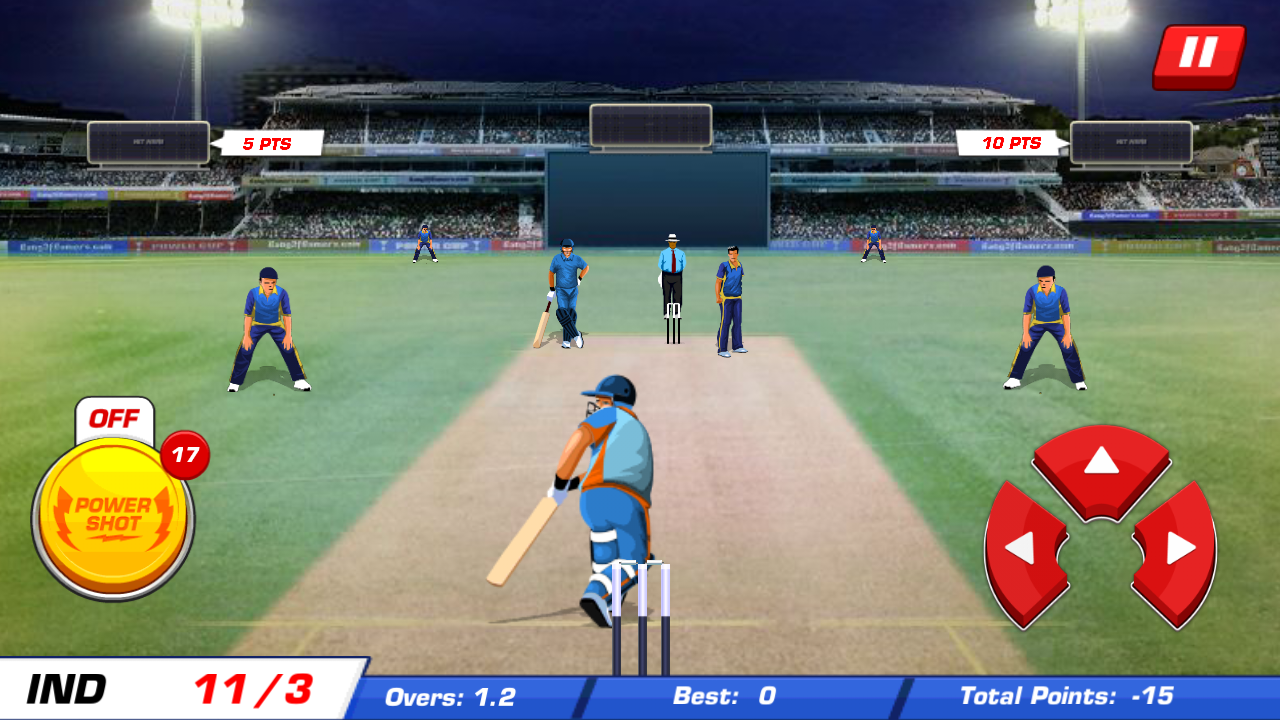 Power Cricket T20 Cup 2018 2 8 APK Download - Android Sports