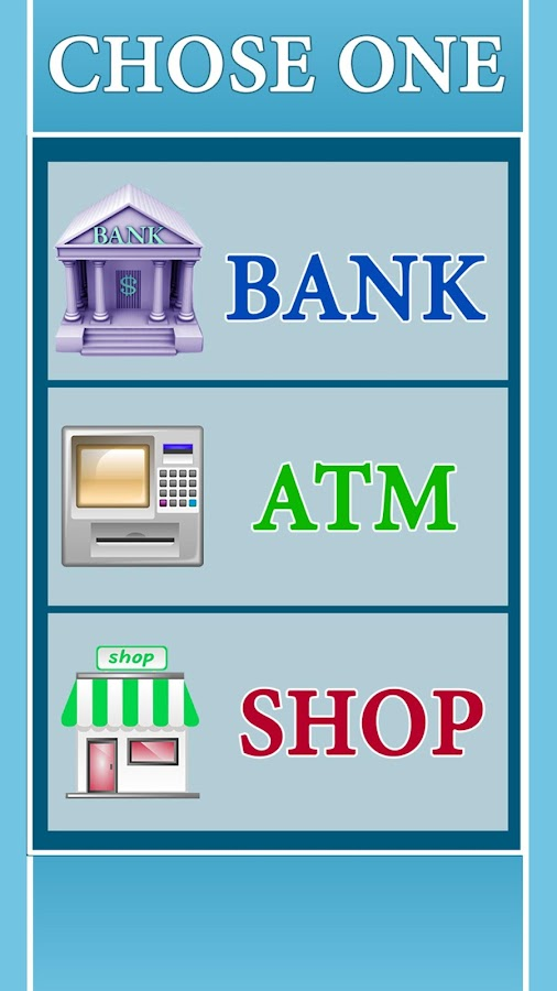 atm learning simulator pro for money credit card 1 8 apk download