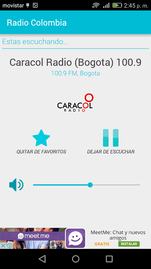 Radio Colombia 1 0 APK Download - Android Music & Audio Apps