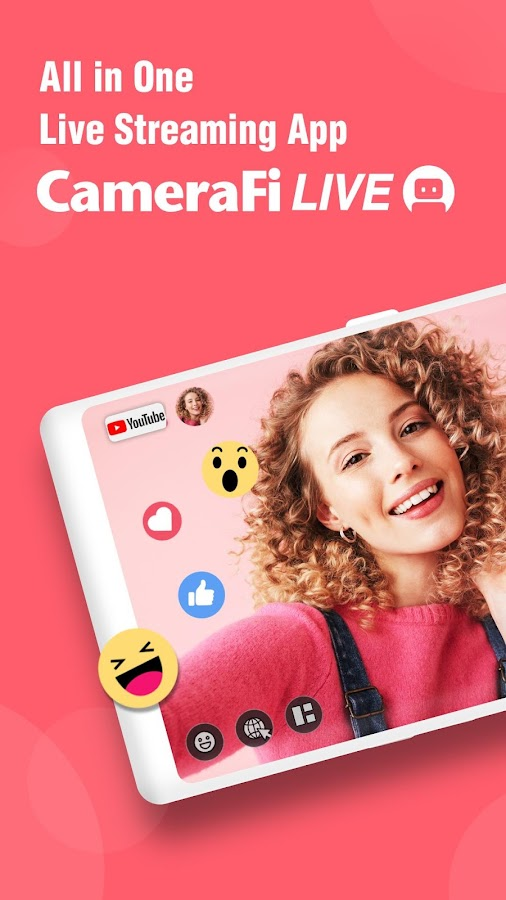CameraFi Live - YouTube, Facebook, Twitch and Game 1 24