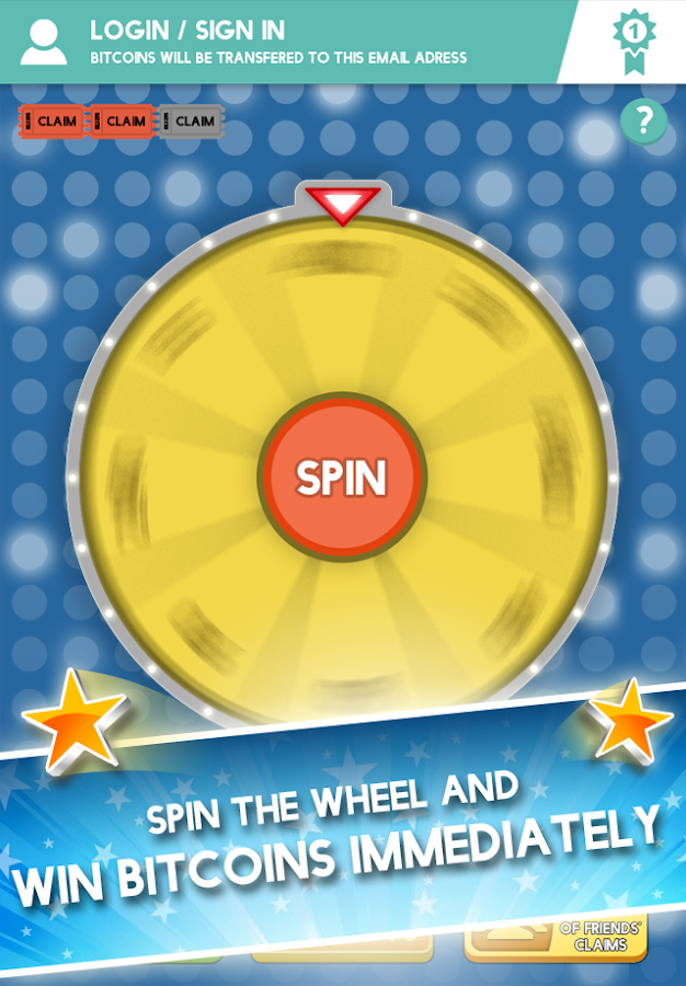 Wheel of Bitcoins - Free Spins 4 2 APK Download - Android Simulation