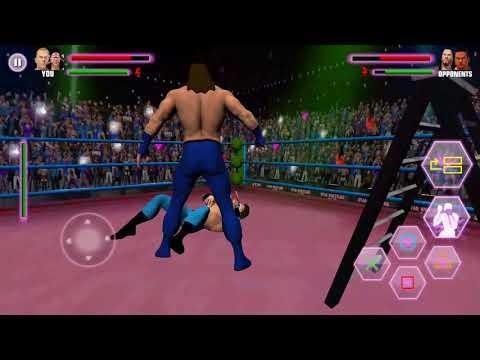 WWE Wrestling Revolution - 3D Wrestling Video App 3 4 0 APK Download
