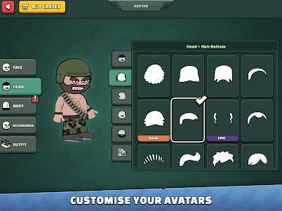 Mini Militia - Doodle Army 2 5.3.3 screenshot 18