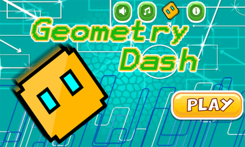 Geometry Dash 2016 2 0 APK Download - Android Arcade Games