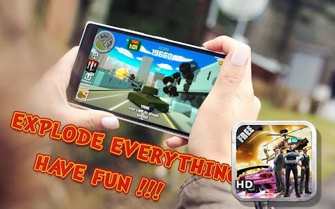 Police Vs Mafia 3D Crime Drive 1.2 screenshot 2