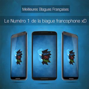 Meilleures Blagues françaises 2.2.5 screenshot 1