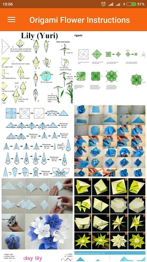 Origami flowers instruction 61 apk download android education apps origami flowers instruction 61 screenshot 1 mightylinksfo