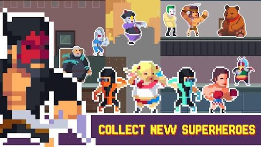 Pixel Super Heroes 2.0.34 screenshot 1