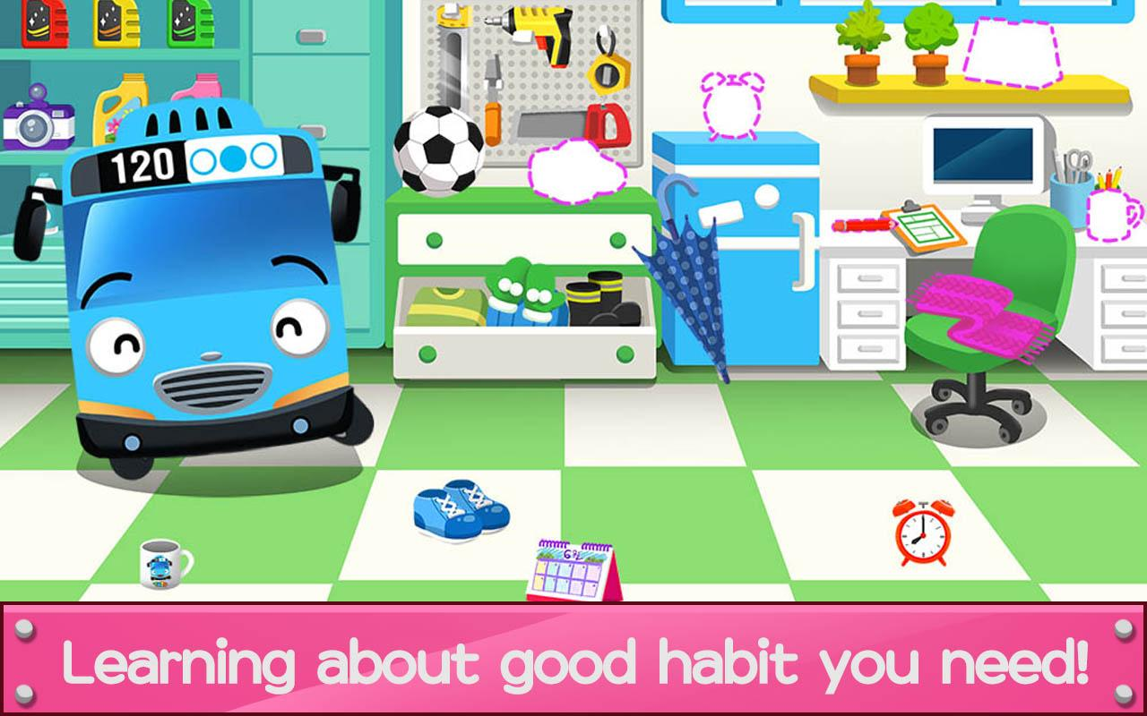 Tayo Habit Game 1 2 5 Apk Download Android Education Apps
