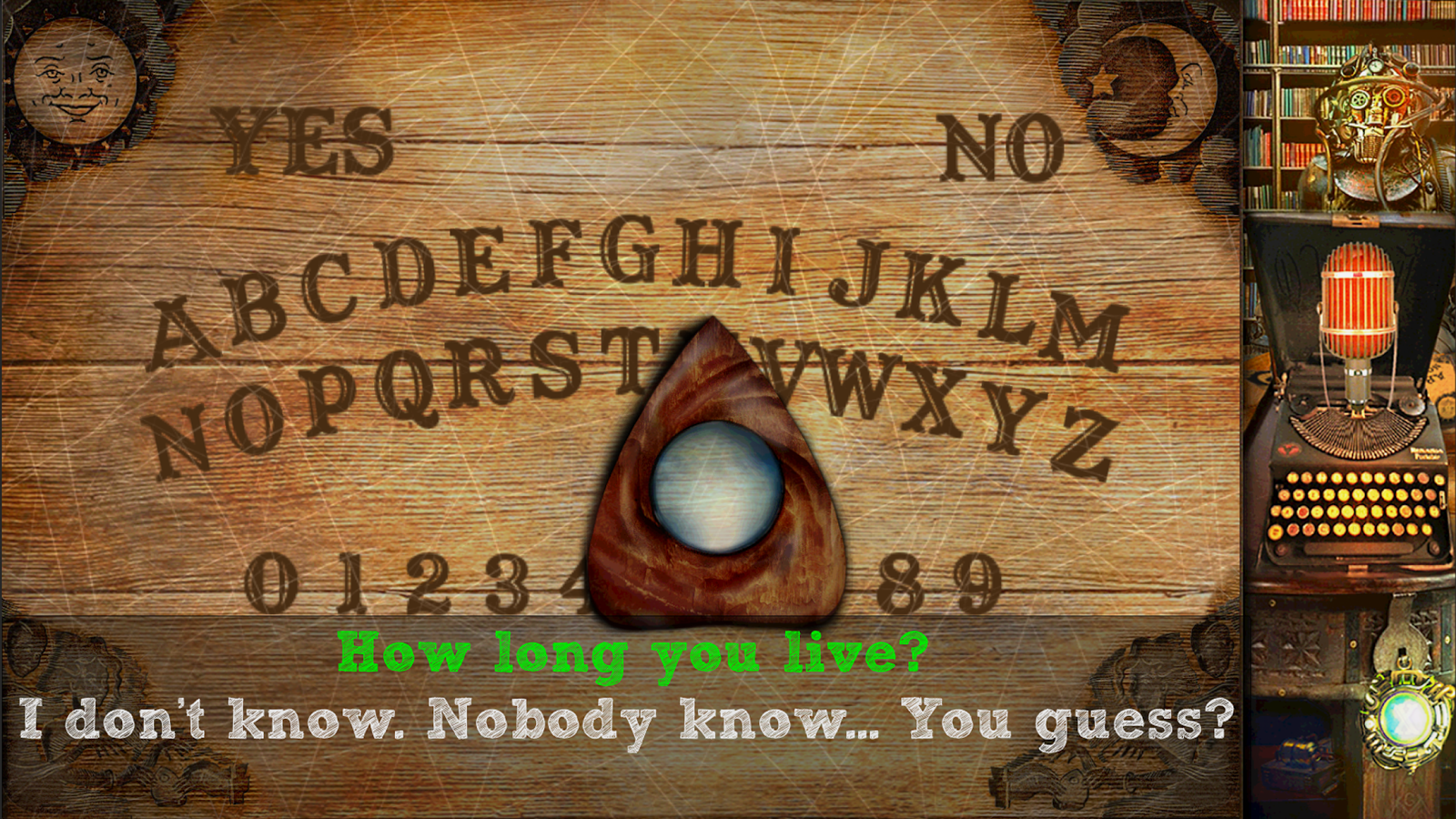Ouija Game: Real spirit board 1 2 7 APK Download - Android Board Games