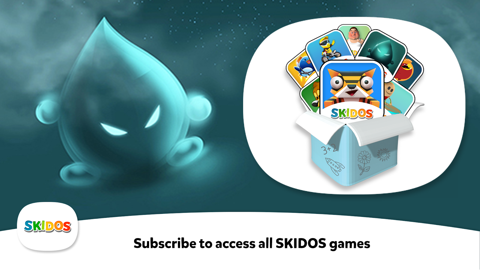 SKIDOS Water Hero: Cool Math Game For Prodigy Kids 2.4.1 APK ...