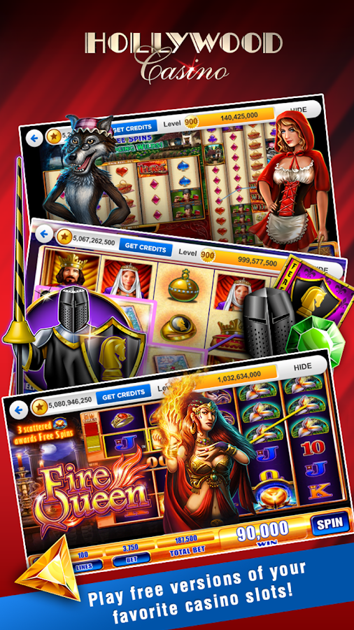 hollywood casino online