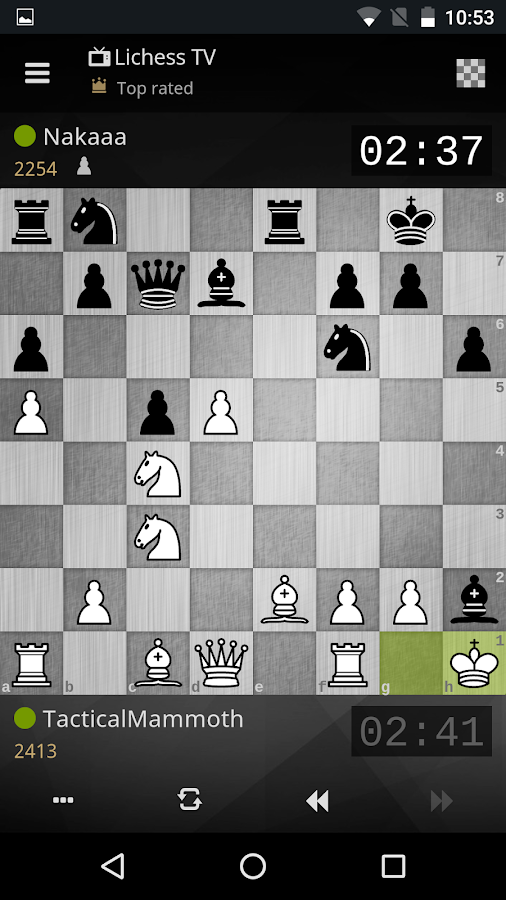 lichess matchmakingwho is carly dating on general hospital