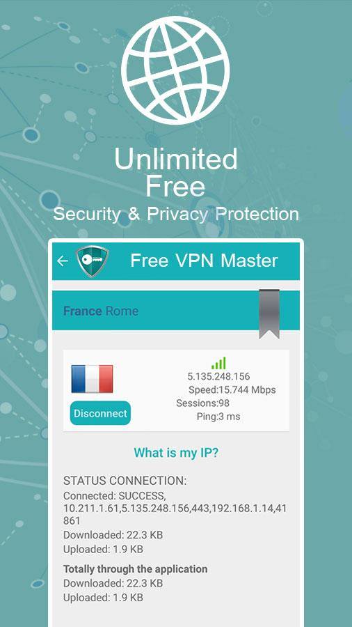 Unblock sites Free VPN Master 1 0 5 APK Download - Android