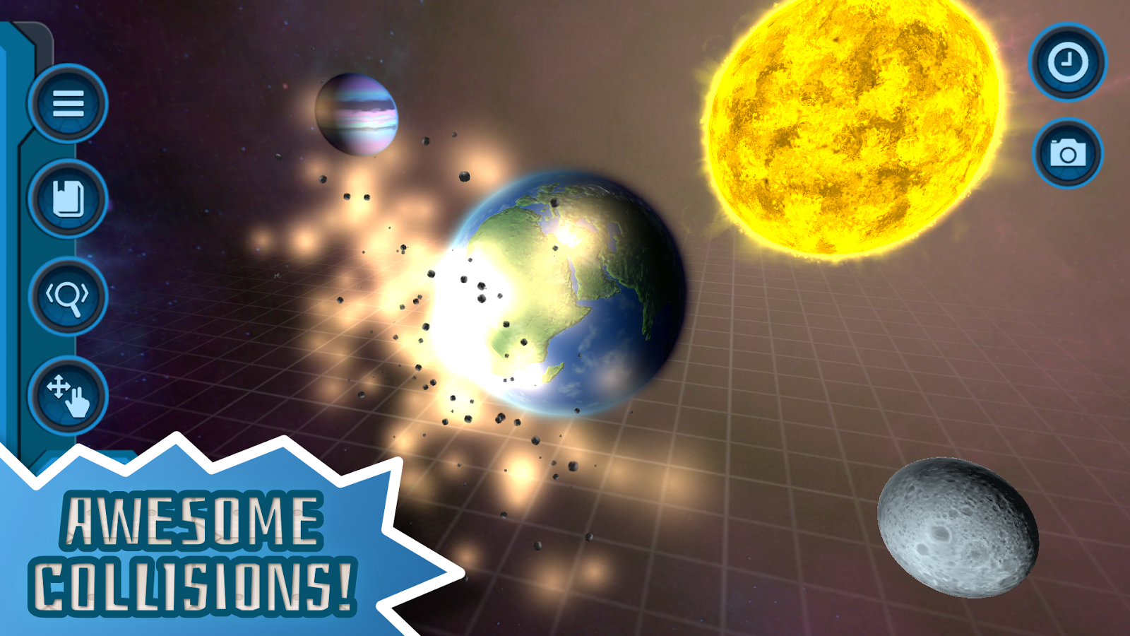 My Pocket Galaxy - 3D Gravity Sandbox 1 6 APK Download - Android