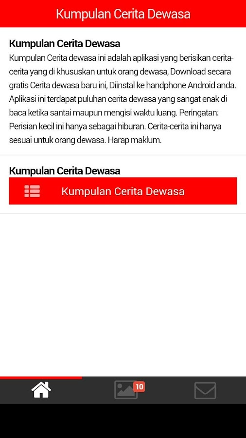Kumpulan Cerita Dewasa 1 0 APK Download - Android Entertainment ئاپەکان