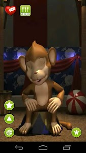 Talking Monkey 8.1 screenshot 2