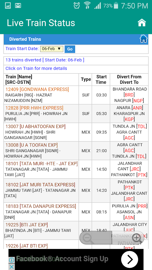 Live Train Status -Indian Rail 1 0 APK Download - Android Travel