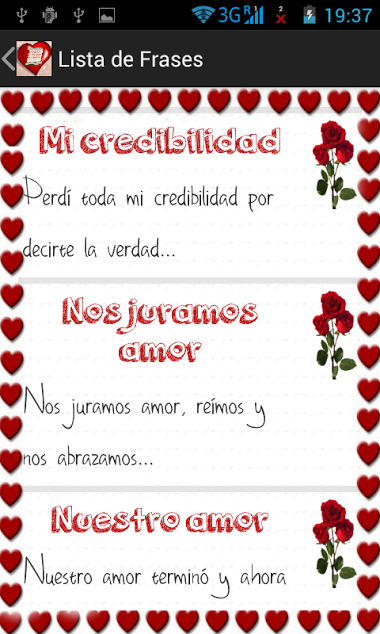 Frases Para Volver Con Tu Ex 100 Apk Download Android