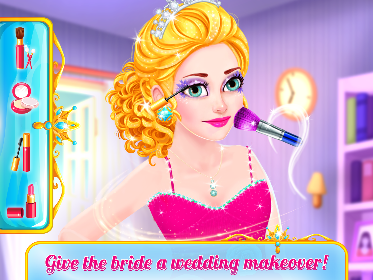 ... Wedding Makeup Salon Full Bridal Makeover Dressup 1.1 screenshot 9 ...
