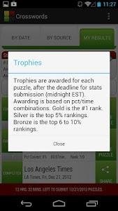 Crossword Puzzle 1.4.15 screenshot 8