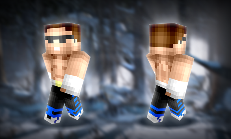 Skins MK Minecraft PE APK Download Android Entertainment Apps - Skin para minecraft pe wwe