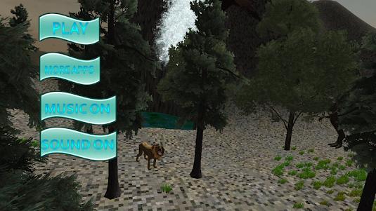 Commando Mission 3D 1.0 screenshot 1