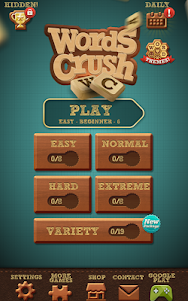 Words Crush: Hidden Words! 20.1123.01 screenshot 5