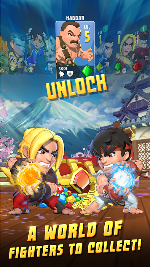 Puzzle Fighter 2 3 3 APK Download - Android Головоломки Игры