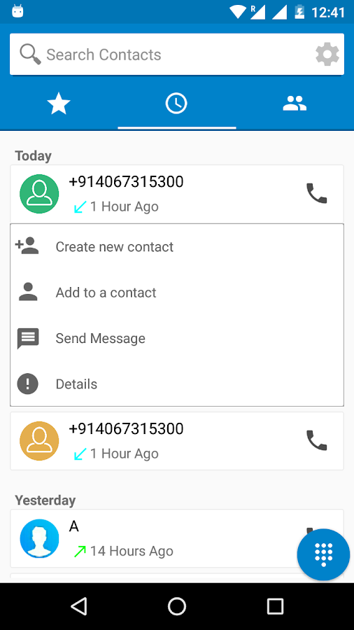 Marshmallow Dialer - Android 6 1 0 APK Download - Android