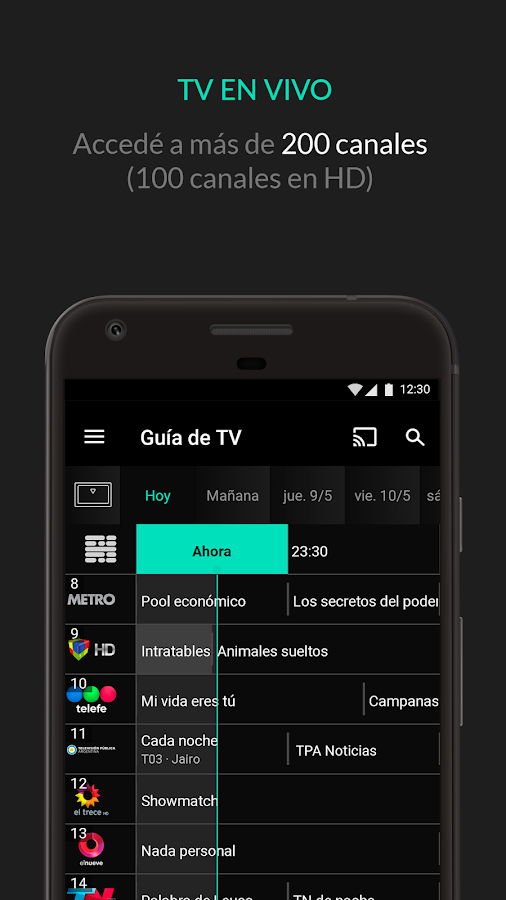 44994dd8627 Cablevisión Flow 2.0.0-197769 APK Download - Android Entertainment Apps