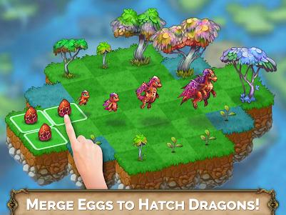 Merge Dragons 1.2.2 screenshot 1
