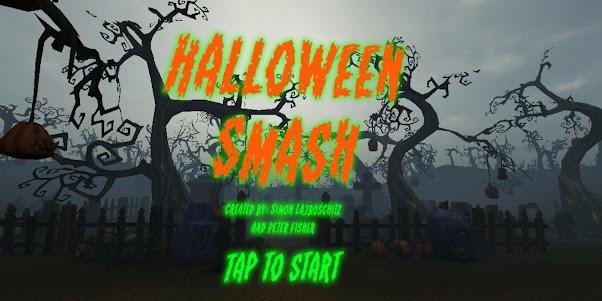 Halloween Smash Cardboard 1.2 screenshot 1
