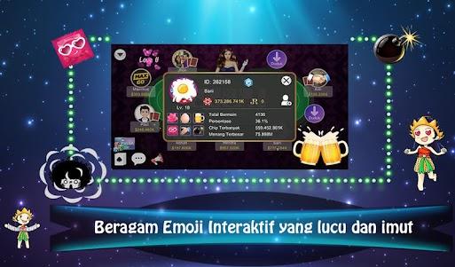 Java Poker Texas:Pulsa Free 1.3 screenshot 16