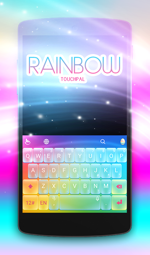 TouchPal Rainbow keyboard 6 5 14 2019 APK Download - Android