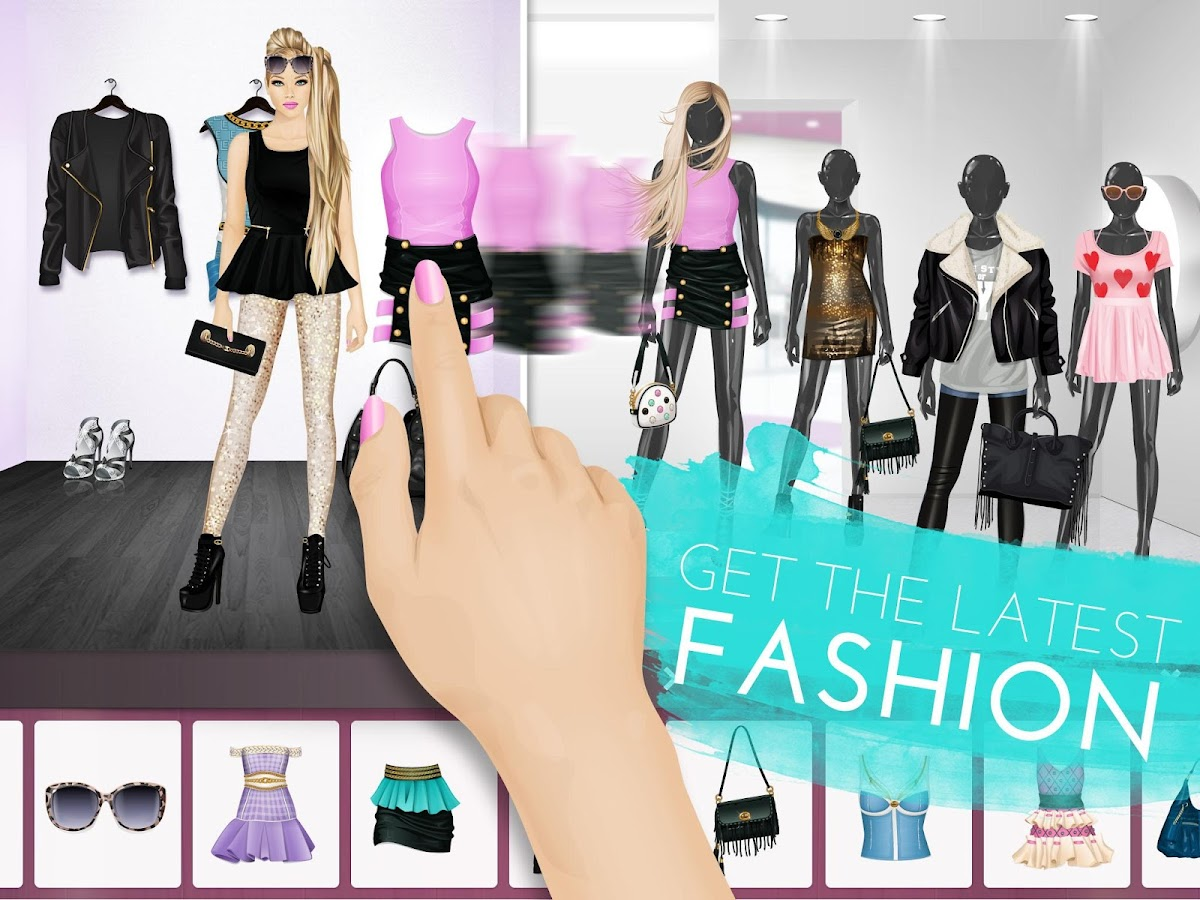 Stardoll Fame Fashion And Friends Game