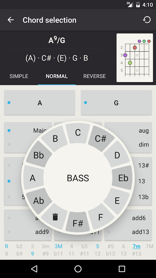 Chord! Free (Guitar Chords) 4.2 APK Download - Android Music & Audio ...
