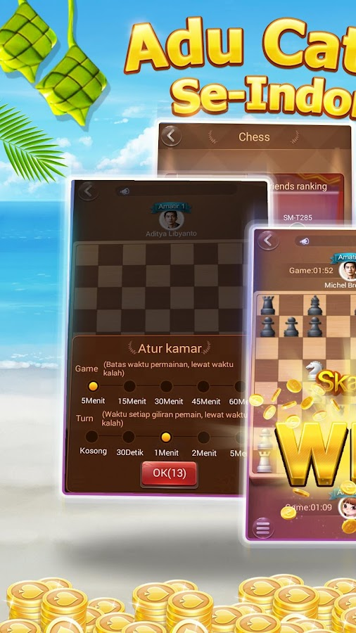 Chess Boyaa Catur Online 2 9 3 Apk Download Android Board Games