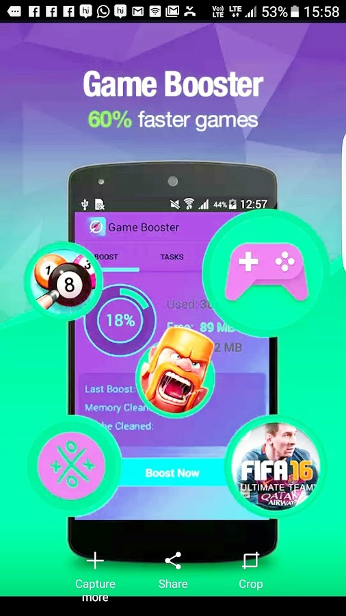 Game Booster 2017(new) 1 0 APK Download - Android