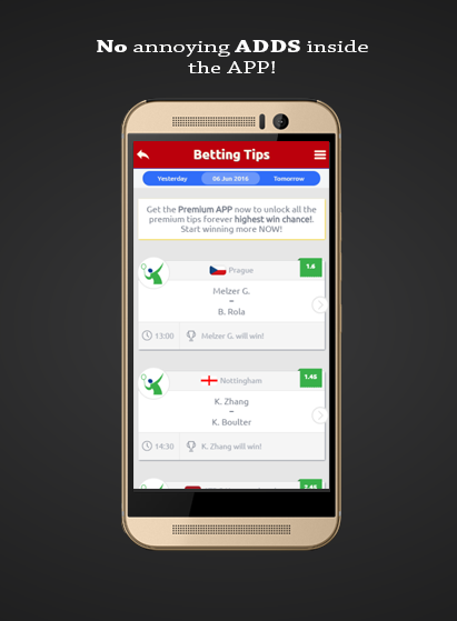 VIP Betting Tips Win 1 3 APK Download - Android Sports Games