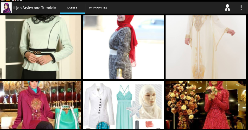 897e098cb Hijab Styles and Tutorial 2016 5.0 APK Download - Android Lifestyle Apps