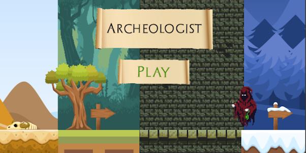 Archeologist 1 screenshot 1