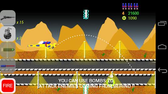 Gravity Fighter Ninja 2.0 screenshot 7