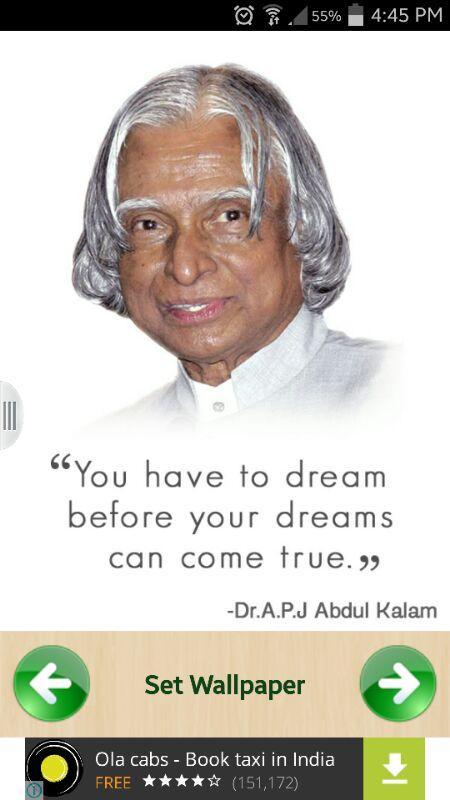 Wallpapers Of Apj Abdul Kalam 10 Apk Download Android