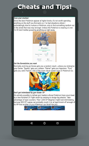 Guide with IV For Pokémon GO 2.5 screenshot 7