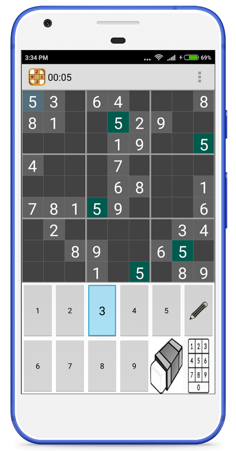 Classic Sudoku Premium(No Ads) 15 0 APK Download - Android