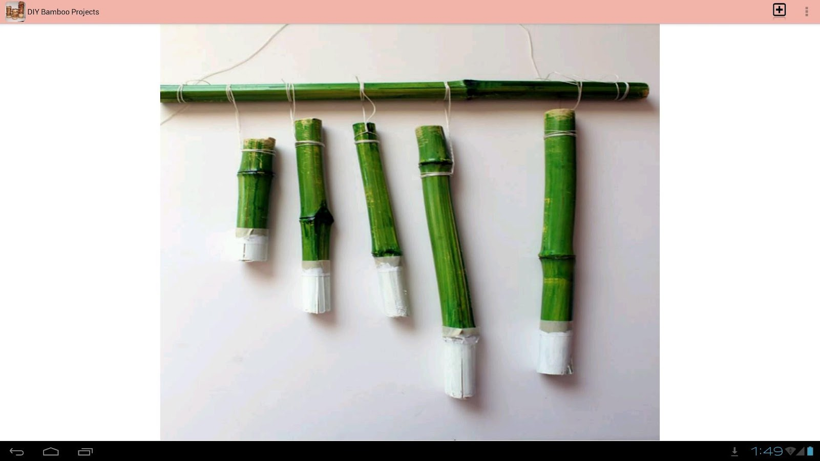 Diy bamboo projects 10 apk download android lifestyle apps diy bamboo projects 10 screenshot 3 solutioingenieria Image collections